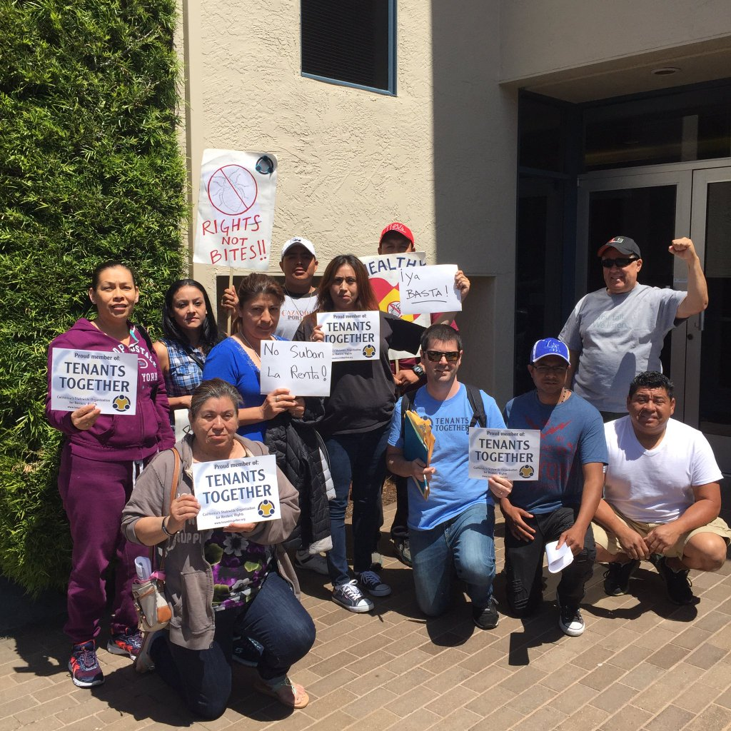 Tenants Win Against Rent Increase, Rent Strike in Concord Grows